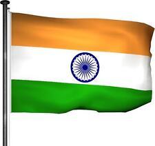 Fahne Indien - Hissfahne 100 x 150cm - Premium Qualität