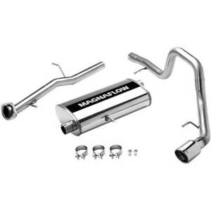 """Magnaflow 2.5"""" Cat-Back SS Exhaust for Ford Explorer Sport Trac 4.6L 2007-2010"""