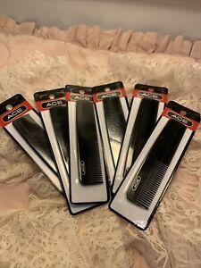 "ACE 5"" Pocket Comb #61586 Lot of 6 NEW"