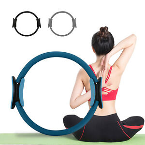 Pilates Ring Fitness Resistance Thigh Exercise Yoga Hoop Circle Home Yoga circle