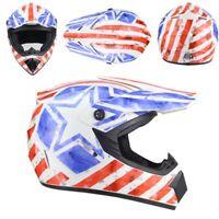 DOT ATV Dirt Bike Offroad Helmet Unisex Downhill MTB Motocross Motocycle Helmets