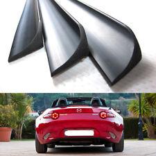 Unpainted Rear Trunk Lip Spoiler For Mazda Miata MX-5 Convertible 2018