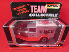 MATCHBOX-édition limitée Ford Model A-University of Nevada Las Vegas-Coffret