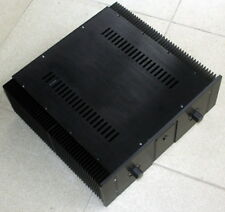 WA20 all-aluminum power amplifier chassis Aluminum Preamp box with heatsink
