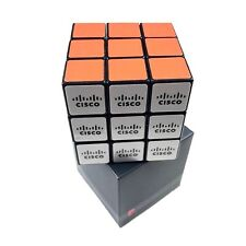 Rubiks Cube Cisco Official Logo Rare Promotion