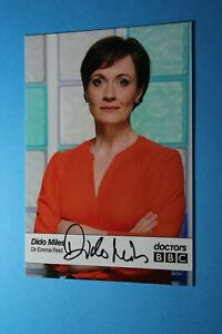 Dido Miles (Doctors) Signed Cast Card