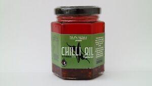 Sun Wah Aromatic Chilli Oil 160g