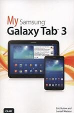 My Samsung Galaxy Tab 3 Butow, Eric, Watson, Lonzell Paperback Used - Like New