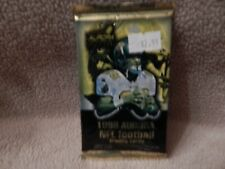 1998 Pacific Aurora NFL Football Cards One (1) Pack - Unopened
