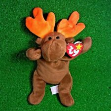 Ty Beanie Baby Chocolate the Moose