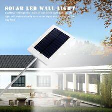 15 LED Solar Power Thin Waterproof Garden Wall Outdoor Street Bright Light Lamp