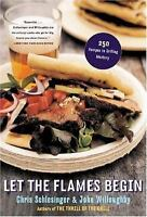 LET THE FLAMES BEGIN 250 Recipes BRAND NEW UNREAD PB DAY U PAY IT SHIPS FREE