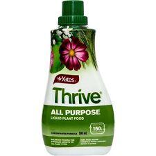 YATES THRIVE LIQUID PLANT FOOD ALL PURPOSE 500ML