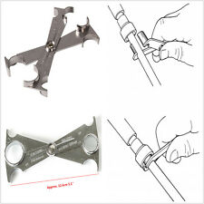 1 Pcs 4 in 1 Car Auto A/C Line Fuel Pipe Disconnect Spring Release Removal Tool