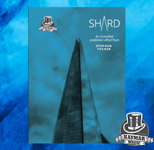 SHARD - Amazing mentalism by Stephen Tucker and Kaymar Magic.  Self working and