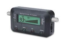 DIGITAL SATELLITE SIGNAL LEVEL METER FINDER DIRECTV DISH FTA