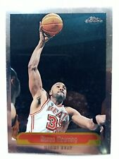 Alonzo Mourning #62 Topps Chrome 2000