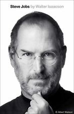 Steve Jobs, Walter Isaacson, 1451648537, Book, Good