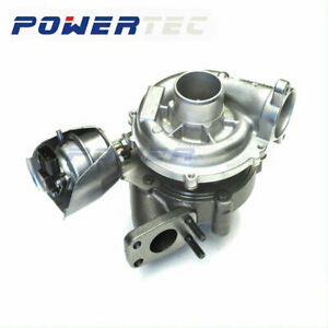 GT1544V turbo charger for CITROEN Berlingo C3 C4 C5 DS3 DS4 DS5 1.6 HDI 112/115