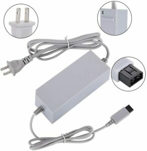 ⚡️Nintendo Wii US Plug Power Adapter Lead 2M Cable Supply AC 100-245V RVL-002⚡️