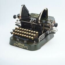 Oliver # 3 Typewriter