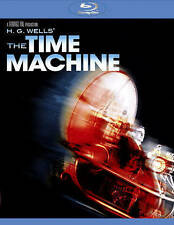 Time Machine, The (BD) [Blu-ray], New DVDs