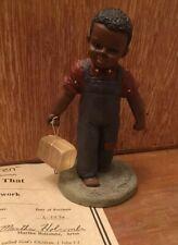 All Gods Children Jessie 2 Collectible Figurine No.1501 Martha Holcomb Coa