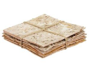 6 STK Birkenplatte 20x20cm Birkenrinde Birkenplatten Rinde Birke Rindenplatten