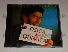 Fisica y Quimica by Joaquin Sabina (CD, 2000, BMG) MADE IN ARGENTINA