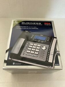 ViSYS 25424RE1 4-Line Expandable Phone System New In Box
