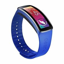 Original/OEM Samsung Galaxy Gear Fit Replacement Strap / Bracelent Band - BLUE