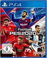 PES 2020 PS4 EU - EFOOTBALL PES 2020 PLAYSTATION 4 multilingue incluso Italiano