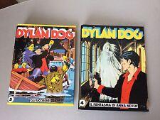 VINTAGE 90a# 2x DYLAN DOG SCHOOL COVER COPERTINE#