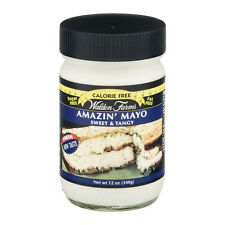 Walden Farms Calorie Free Amazin' Mayo Sweet & Tangy - 12 oz