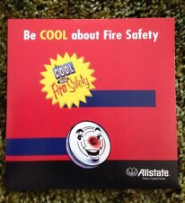 Be Cool About Fire Safety Allstate Insurance Very Rare DVD Educational
