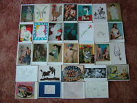 30 Unused PABLO PICASSO, ART Postcards.