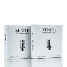Innokinn Zenith Coils (Pack of 5) | 0.8 1.6 ohm & 0.5 Replacement KAL Coil Head
