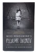 Miss Peregrine's Home for Peculiar Children Boxed Set 3 Novels Ransom Riggs NEW