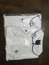 New listing French Toast, Girls Uniform Top, Size 5, Blue Collar - Lot of 2 - New Tag