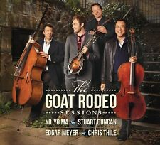 Yo-Yo Ma - Goat Rodeo Sessions [New CD]