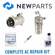 Chevrolet Silverado 2500 Complete AC A/C Repair Kit With NEW Compressor & Clutch