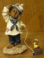 "Boyds Bearstones #227761 Yardley Starboard w/ Bouy. NIB from Retail Store 4.25"""