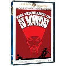Vengeance Of Fu Manchu DVD Christopher Lee, Douglas Wilmer, Tsai Chin