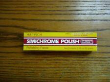 1 Tube of SIMICHROME POLISH 1.76