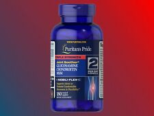 Puritan's Pride Triple Strength Glucosamine Chondroitin & MSM Joint Soother(180)
