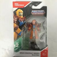 Mega Construx Heroes Masters of the Universe Beast Man Series 2