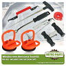 Windscreen Glass Removal Tool Kit for Daimler. Suction Cups Shield