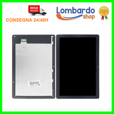"DISPLAY LCD HUAWEI MEDIAPAD T5 10"" AGS2-AL00HN AGS2-L09 W09 TOUCH SCREEN VETRO"