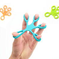 Hand Exerciser Finger Stretcher Grip Strength Wrist Exercise Finger Trainer FER