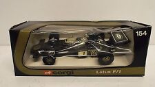 CORGI 154 RARE TEXACO F1 LOTUS RACING CAR BOXED  (C303)